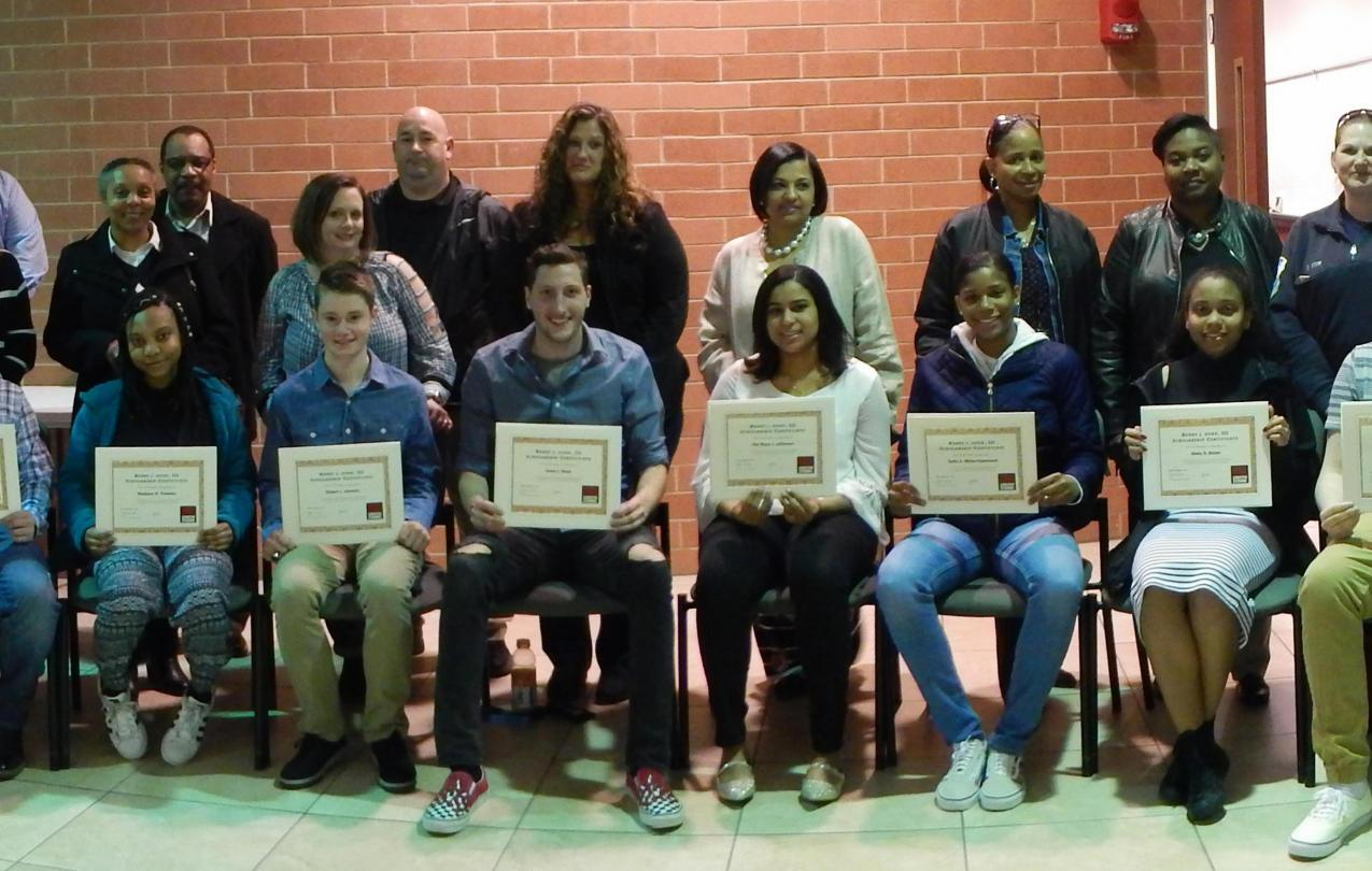 2019 Scholarship Awardees
