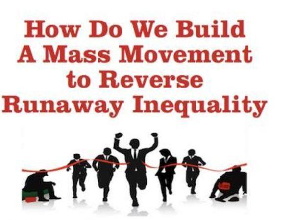 Reversing Income Inequality Training