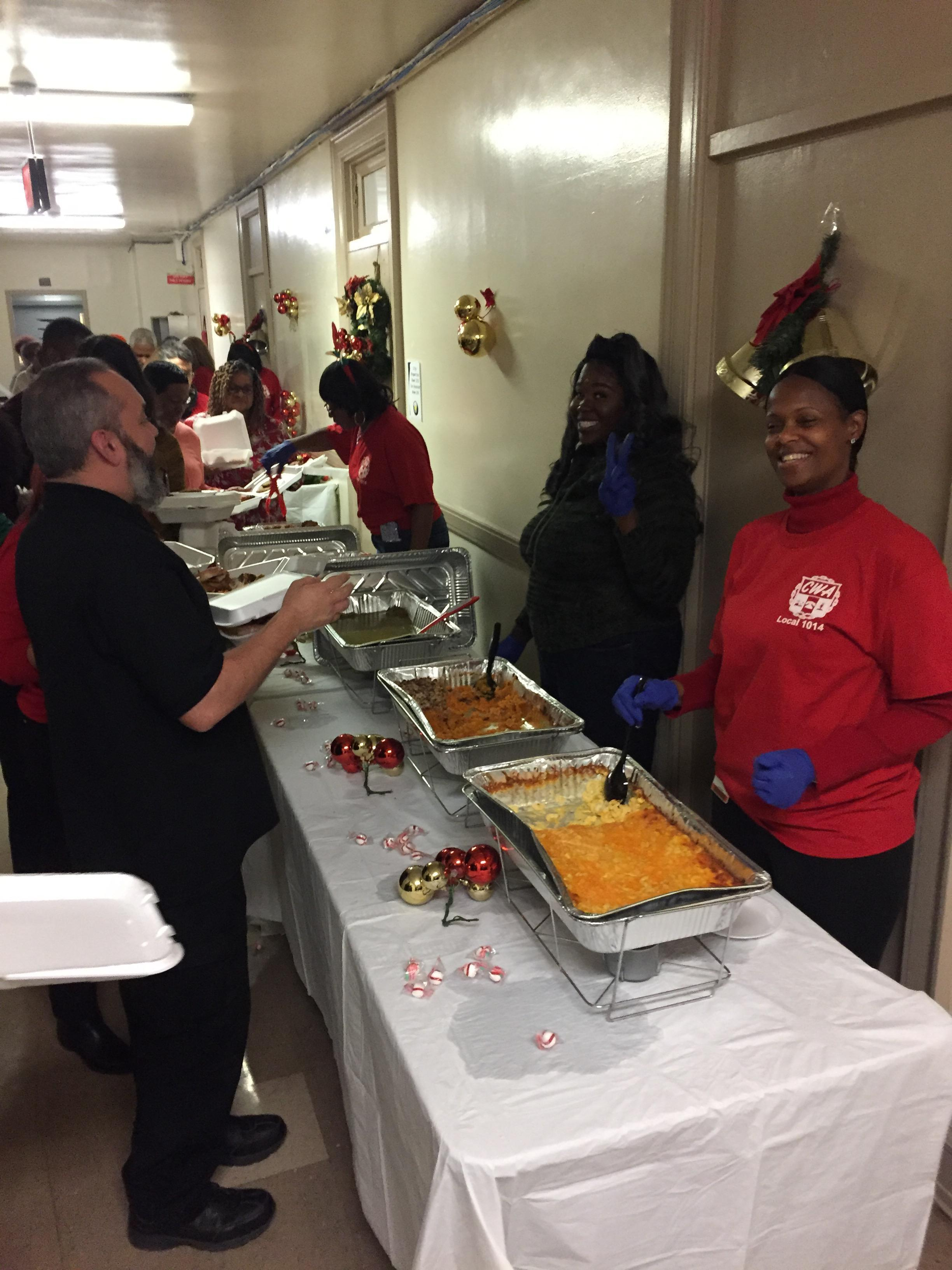 City Holiday Luncheon